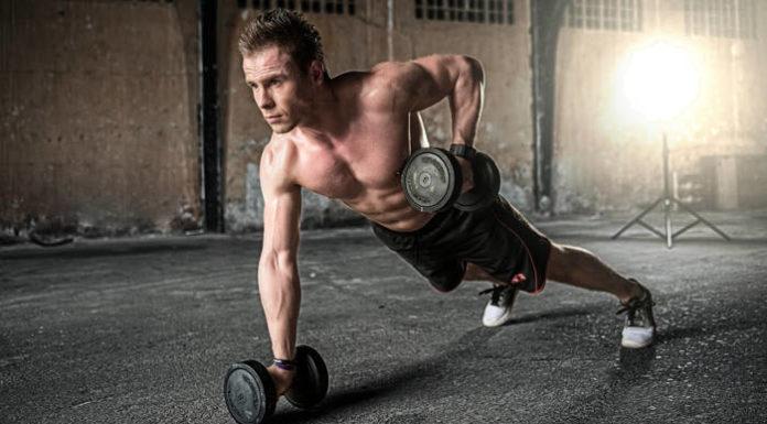 Ćwiczenia na barki, plecy, biceps i triceps
